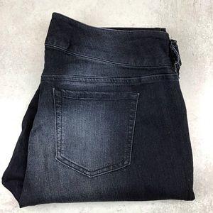 Torrid 20R Dark Wash Jeans 0728